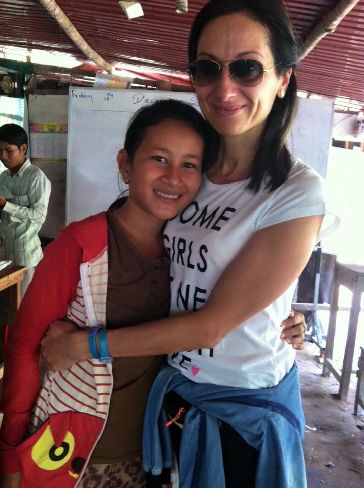 Rossella and Rattanha - children do matter