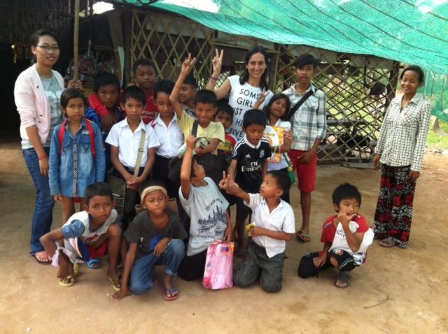 after school english class - children do matter