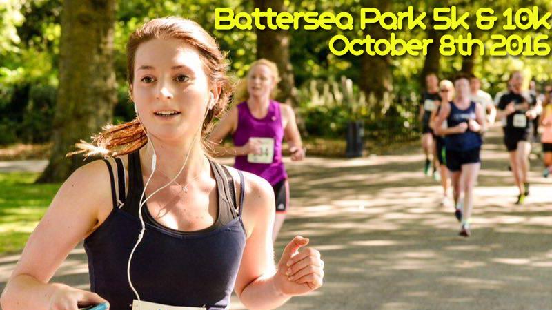 Battersea Park 10K