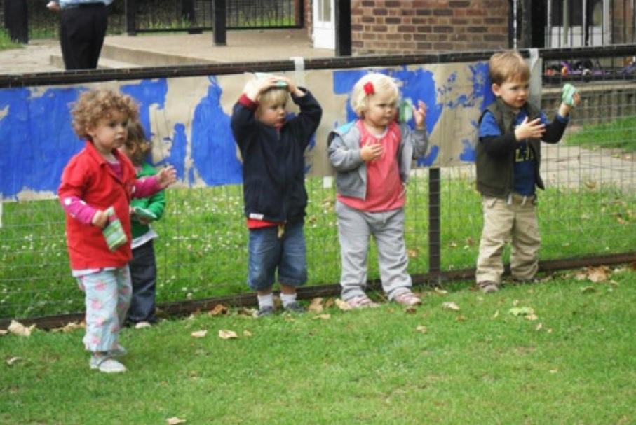 Twice Time Summer Fair 2016 - children do matter
